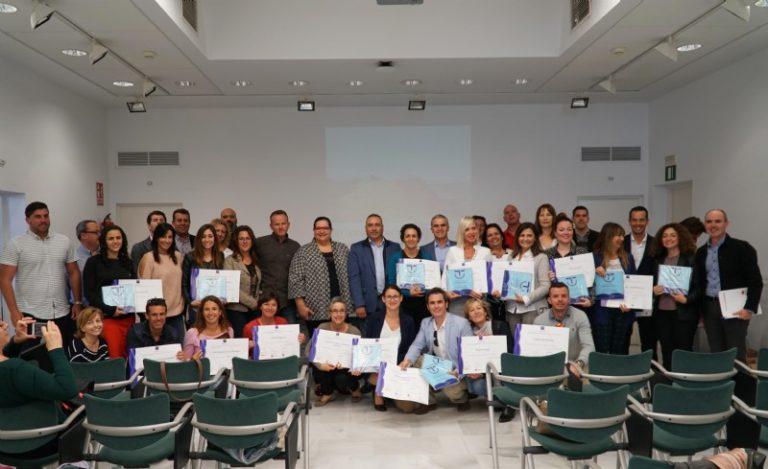 Turismo Lanzarote entrega 75 certificaciones del programa de excelencia turística SICTED, más del doble que el año pasado