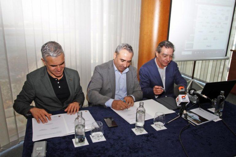 Turismo Lanzarote y Ávoris suscriben un convenio de colaboración que reforzará a la isla como destino en el mercado peninsular