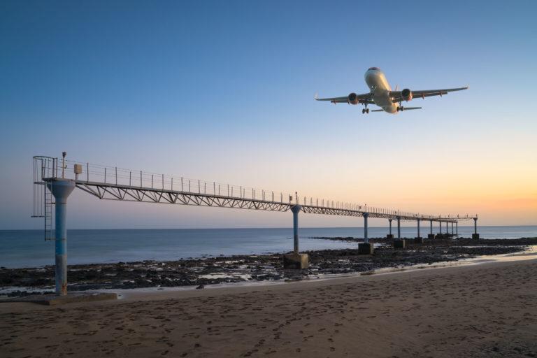Lanzarote recibirá mañana a una delegación del vuelo promocional auspiciado por la OMT para validar la seguridad del destino