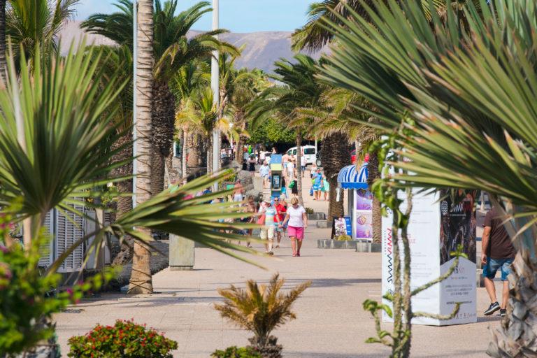 El turismo nacional aumenta en la isla registrando un incremento del 2,9% en los ocho primeros meses del año