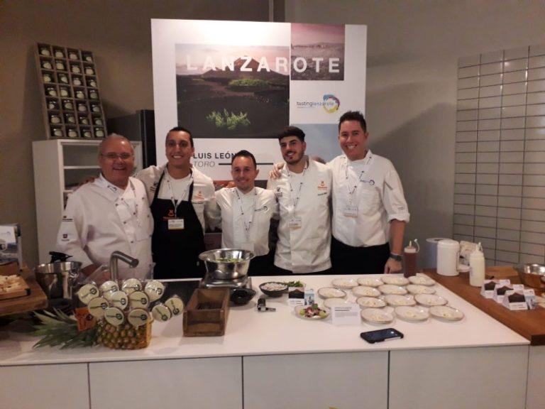 Saborea Lanzarote presenta su propuesta gastronómica en Alemania a profesionales turísticos, gastronómicos y medios de comunicación