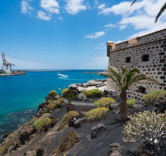 Vistas al puerto desde el Castillo de San José - Puerto de Los