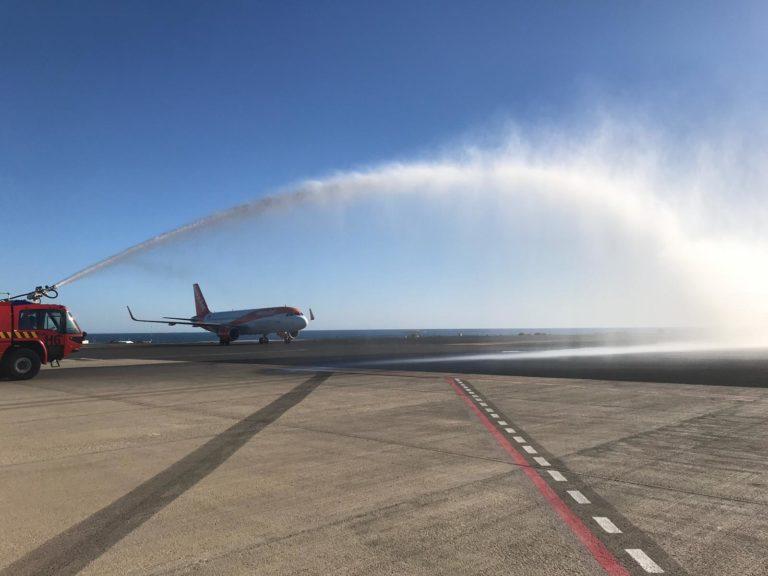 El Aeropuerto de Lanzarote inaugura una nueva ruta de easyJet con Venecia