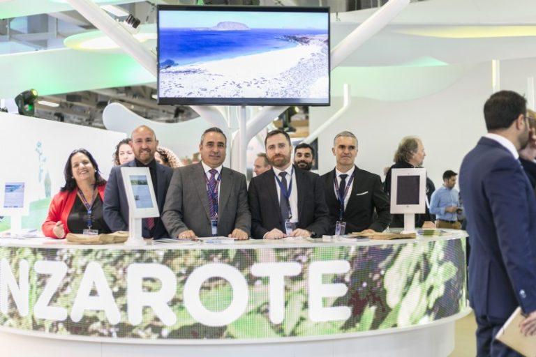 Lanzarote arranca en la ITB 2019 con un crecimiento del 8,7% del turismo alemán durante el mes de enero, el mayor de toda Canarias