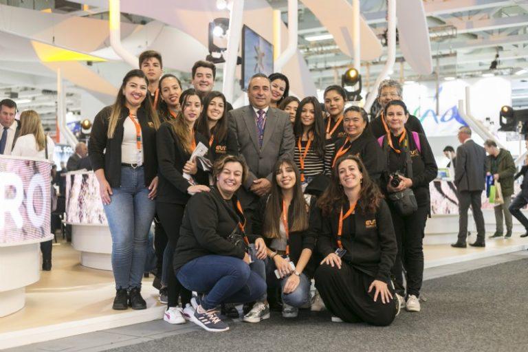 SPEL-Turismo Lanzarote promueve la formación turística cualificada de los futuros profesionales del sector como un elemento de alto valor estratégico durante la ITB