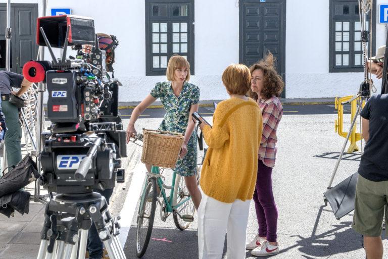 Lanzarote Film Commission se implica de lleno en la producción cinematográfica de Salir del Ropero