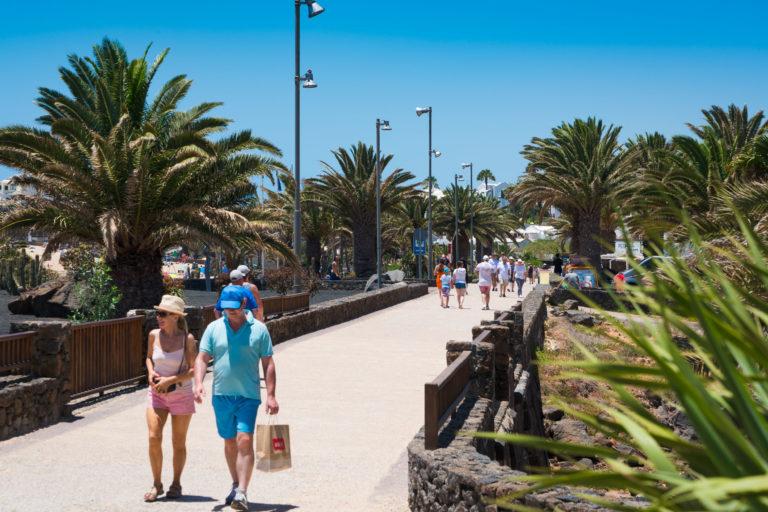 Lanzarote aumenta un 0,7% en la previsión de reservas de plazas aéreas para este verano, frente al descenso en la media del Archipiélago de un 2,3%