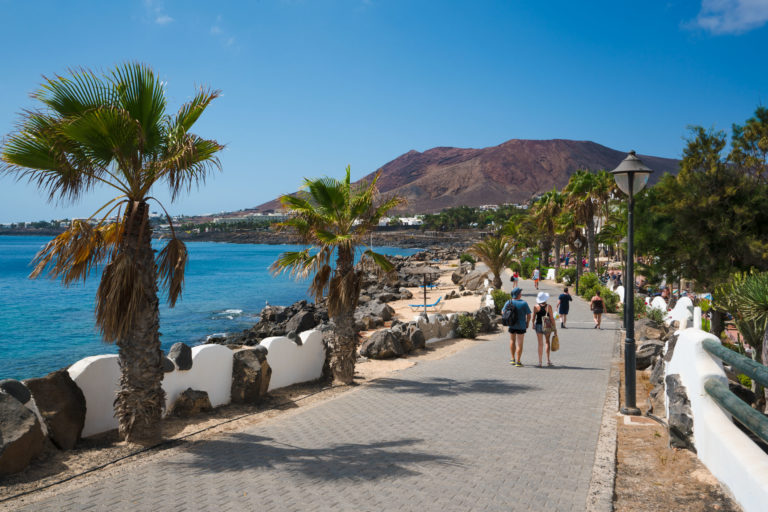 Lanzarote, la isla que proporciona mayor grado de satisfacción a los turistas