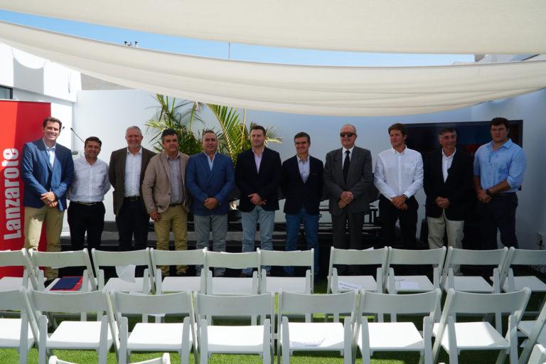 Turismo Lanzarote y Calero Marinas presentan conjuntamente el producto turístico 'Lanzarote Superyacht Destination'