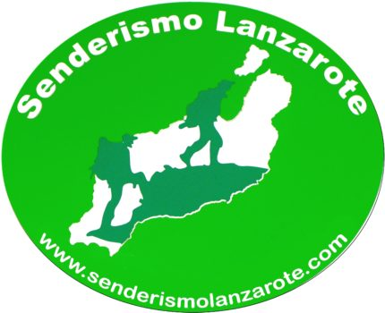 LOGO SENDERISMO LANZAROTE