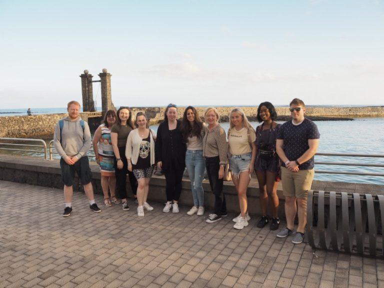 Las principales agencias de viaje de Irlanda participan en un fam trip organizado por Turismo Lanzarote junto a la OET de Dublín