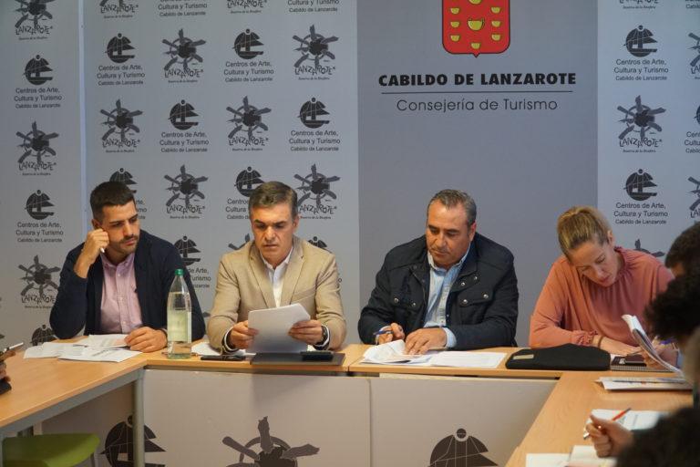 Turismo Lanzarote incrementa en más de un 25% su presupuesto para el 2020, que ascenderá a 4.601.000 euros