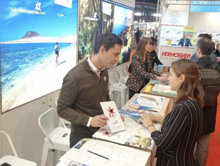Turismo Lanzarote promociona el destino en Francia, Italia y Bélgica