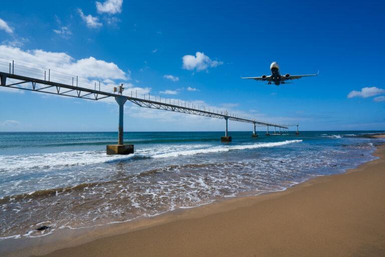 Lanzarote recibe hoy martes el primer vuelo internacional tras la reapertura de fronteras al 21 de junio