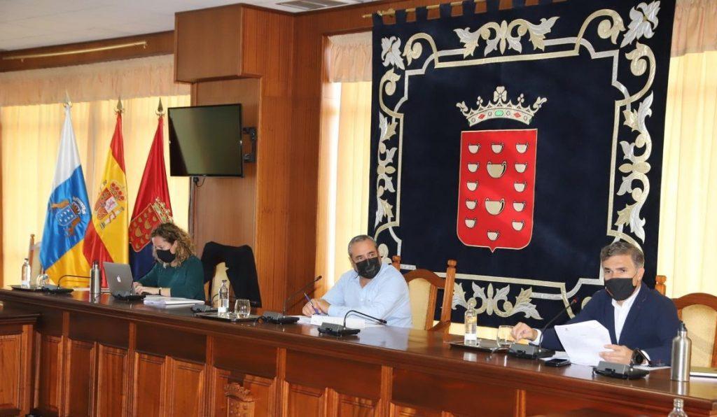 Consejo de Administración de SPEL - Turismo Lanzarote26.03.21