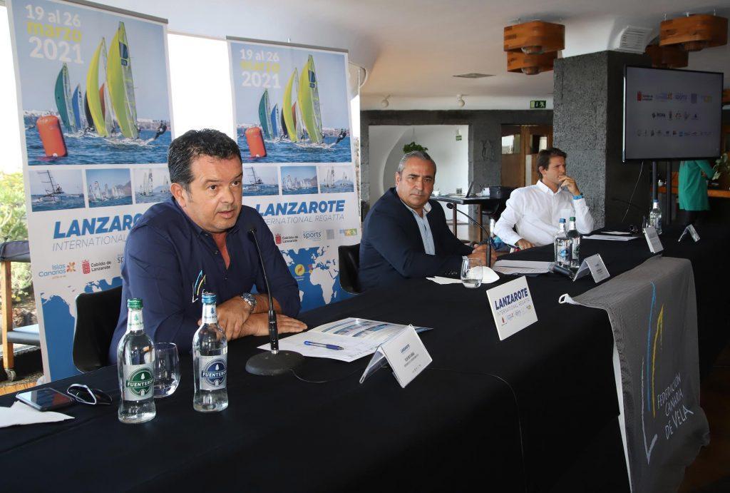 Lanzarote International Regatta - Federacion Canaria de Vela - SPEL Lanzarote