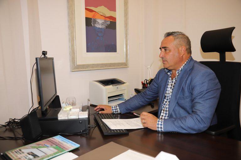Ángel Vázquez, consejero de Promoción Turística