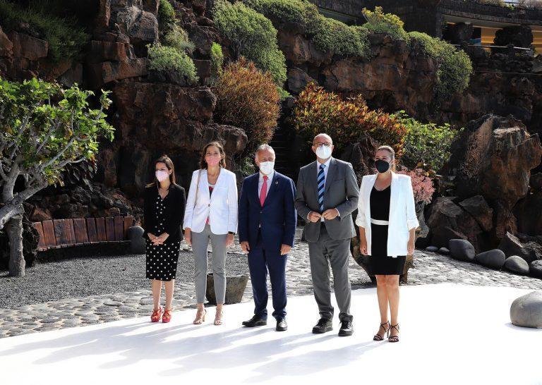 estrategia presentación sostenibilidad turistica en destino - Turismo Lanzarote