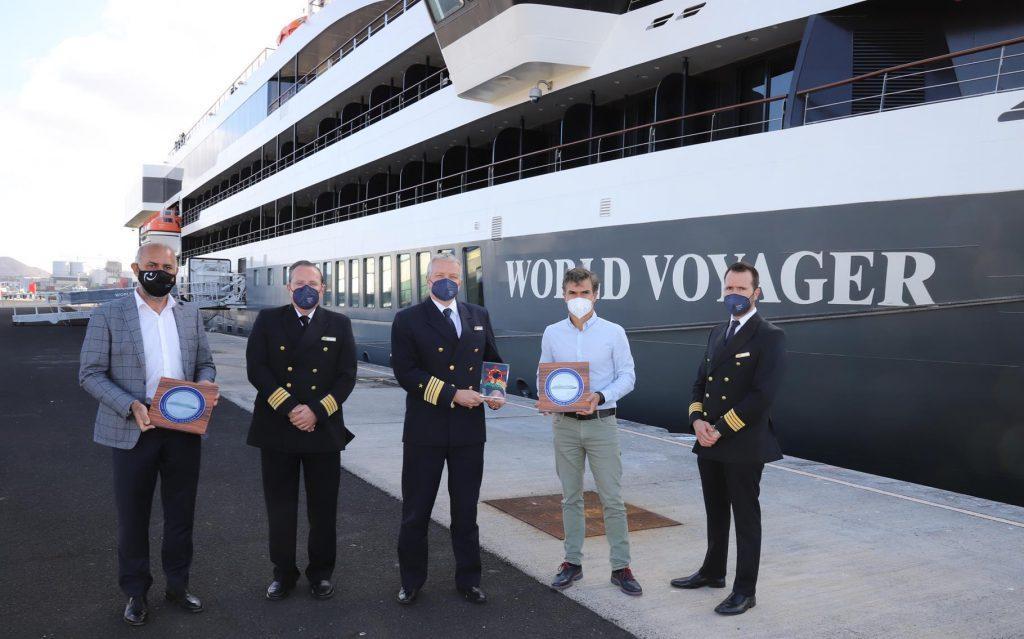 crucero world voyager Turismo Lanzarote
