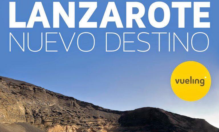 Vueling nueva ruta Lanzarote - Mallorca | Turismo Lanzarote