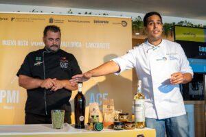 Presentación Vueling ACE-PMI Turismo Lanzarote - Saborea Lanzarote