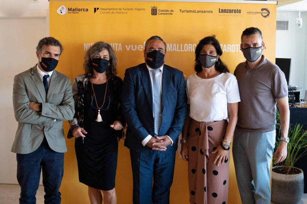 Presentación Vueling ACE-PMI Turismo Lanzarote